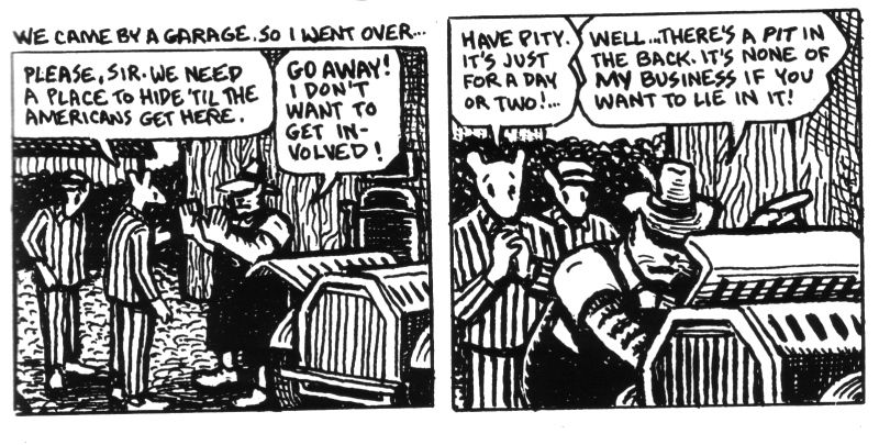 essay on maus i and ii Maus essay analysis of maus i and ii by art spiegelman maus, by art spiegelman, shows the trials and tribulations that the main character, vladek,.