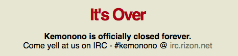 File:Kemononoi is Down Screenshot.png