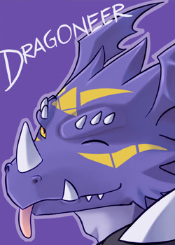 Dragoneer, Dragoneer, as drawn by Bo-Gilliam