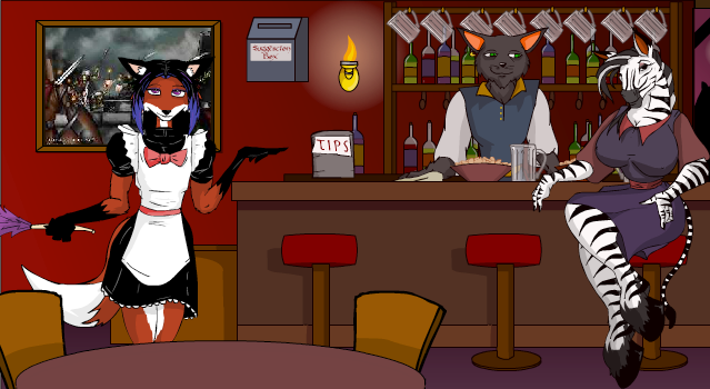 flash Game furry adult