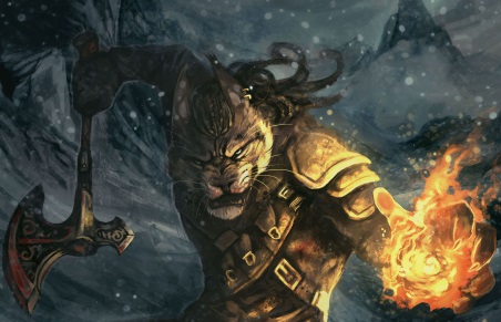 File:Khajiit-fire.jpg