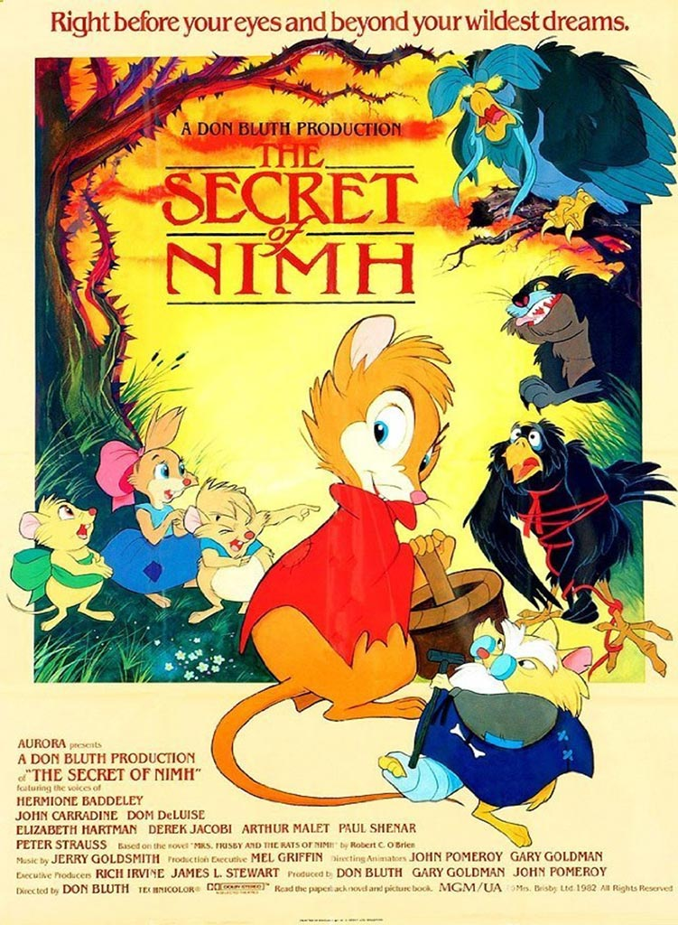 the secret of nimh wikifur the furry encyclopedia