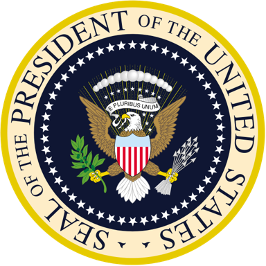 File:Seal Of The President Of The Unites States Of America.png