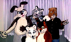 Furry Fandom Lounge