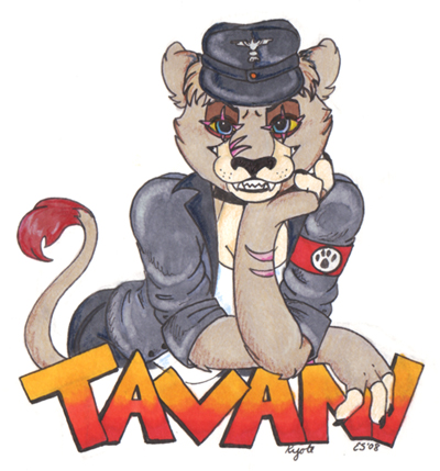 File:Kyote tavani badge.jpg