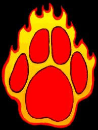 Burned furs logo