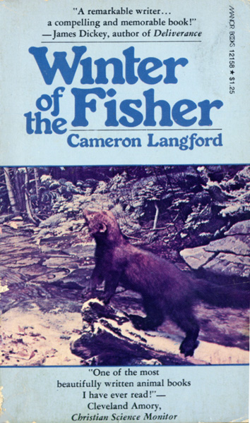 Winter of the Fisher - WikiFur, the furry encyclopedia