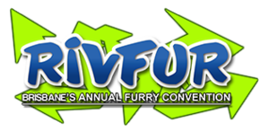 Logo for RivFur 2011 - Design By 'Spex Wulf'