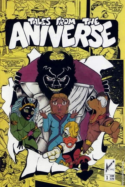 File:Tales from the Aniverse 1 Cover.jpg