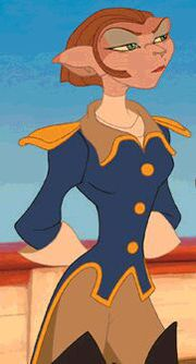 Captain Amelia Avatar