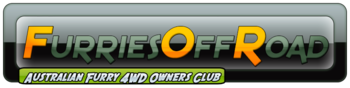 Furries Off Road Logo