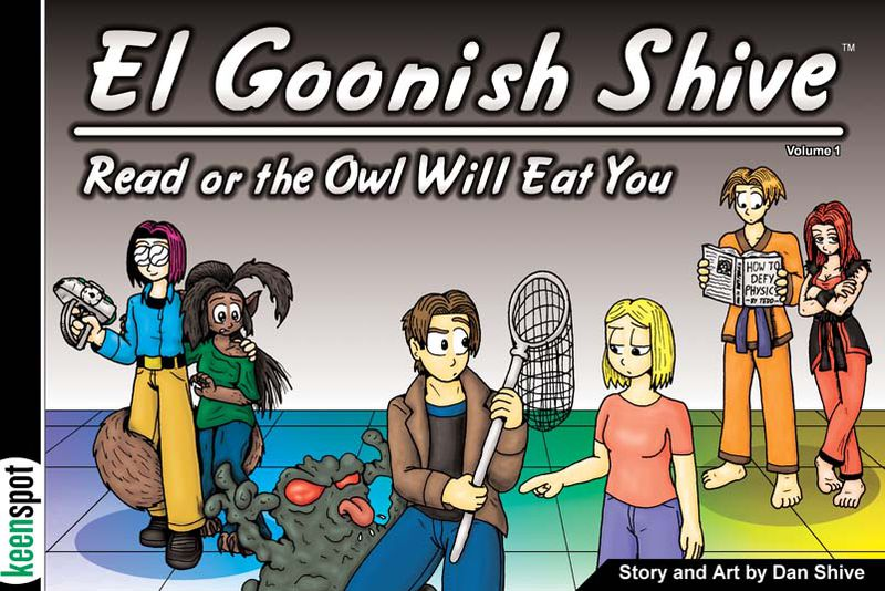 File:El Goonish Shive v1-Read or the Owl Will Eat You.jpg