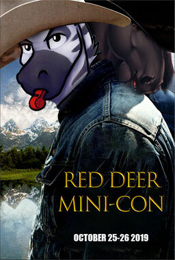 Red Deer Mini Con 2019