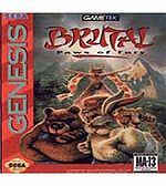 The Genesis version of Brutal.