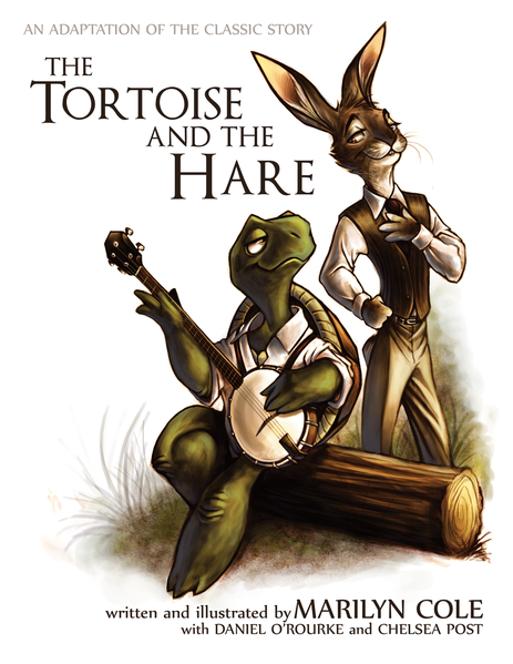 File:The Tortoise and the Hare by Katmomma.png