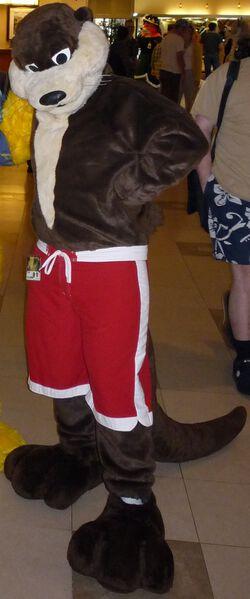 Kipper Otter - WikiFur, the furry encyclopedia