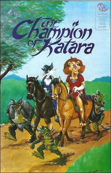 Champion of Katara cover.jpg