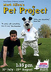 Poster for Mark Allen's Pet Project.