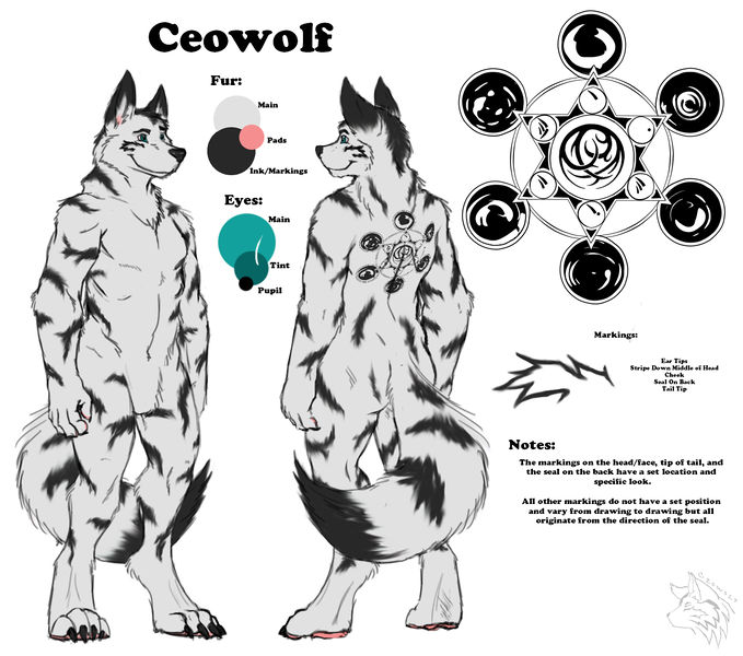Ceowolf - WikiFur, the...
