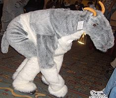 GR MFF2006 Billy D Goat.jpg