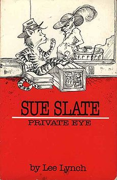 cover of Sue Slate: Private Eye
