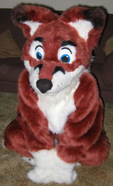 Markus the Red Fox