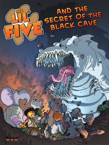 File:The Lil Five and the Secret of the Black Cave cover image.jpg