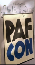 PafCon, a fictional furry convention
