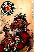 A Very MU Christmas cover by Phil Foglio