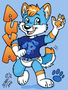 My first Marci badge