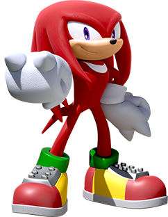 Knuckles the Echidna - WikiFur, the furry encyclopedia