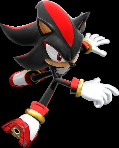 Shadow the hedgehog wikifur the furry encyclopedia - Sonic et shadow ...