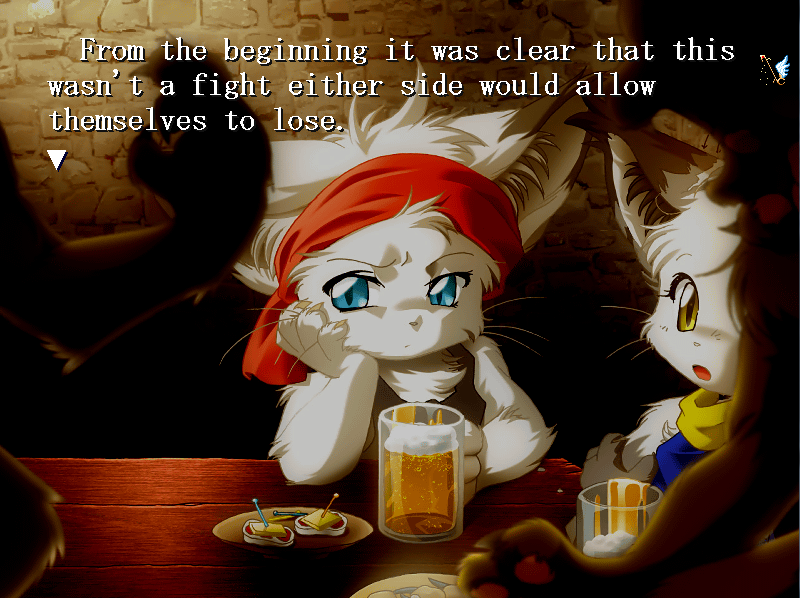 foto de Tail Tale (2000 video game) WikiFur the furry encyclopedia