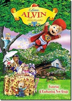alvin and the chipmunks meet frankenstein 1999