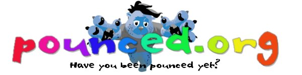Pounced.org logo