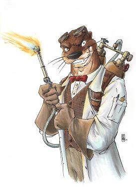 Loial Otter Wikifur The Furry Encyclopedia