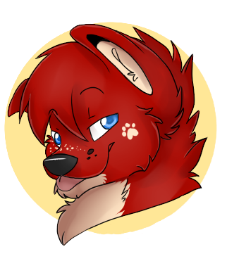 Nasu The Red Wolf Wikifur The Furry Encyclopedia