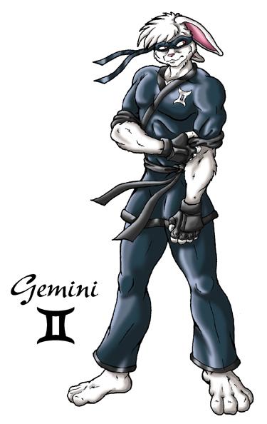 Gemini rabbit.jpg  sc 1 st  WikiFur & Gemini (Zodiac) - WikiFur the furry encyclopedia
