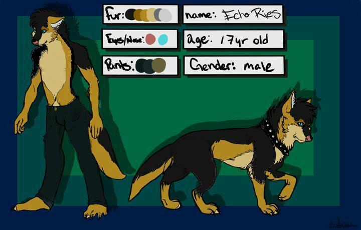 Echo Ries Wikifur The Furry Encyclopedia
