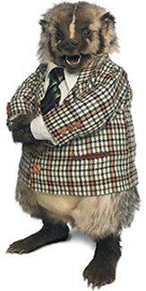 Grady The Badger Wikifur The Furry Encyclopedia