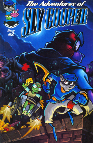 Sly Cooper Wikifur The Furry Encyclopedia