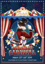 "Thaitails 2019 ""Midnight Carnival"""