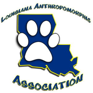 Louisiana Anthropomorphic Association logo