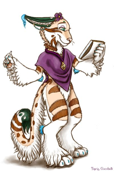 Tigris Gacobelli Wikifur The Furry Encyclopedia