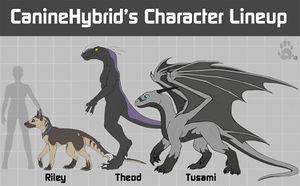 CanineHybrid - WikiFur, the furry encyclopedia