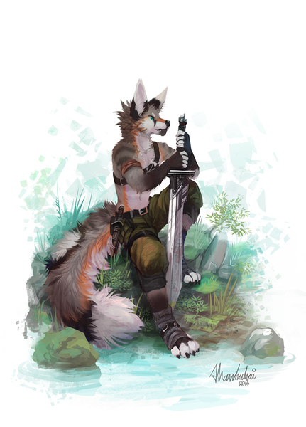 Thanshuhai Wikifur The Furry Encyclopedia