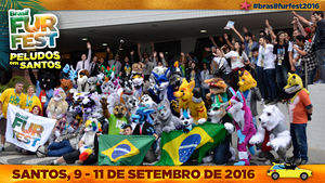 Official picture of Brasil FurFest 2016