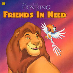 The Lion King Six New Adventures Wikifur The Furry Encyclopedia