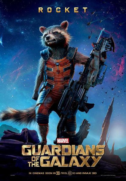 Guardians Of The Galaxy Kinox.To