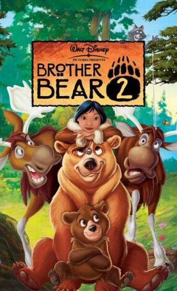 Brother Bear - WikiFur, the furry encyclopedia